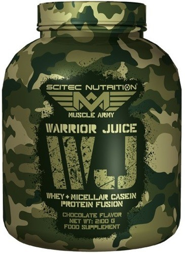SCITEC NUTRITION MUSCLE ARMY WARRIOR JUICE CASEIN PRICE DELHI