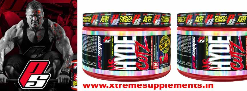 PROSUPPS MR HYDE CUTZ 30 SERVINGS PRICE INDIA