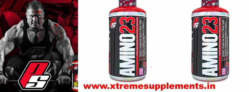 PRO SUPPS AMINO 23 PRICE INDIA