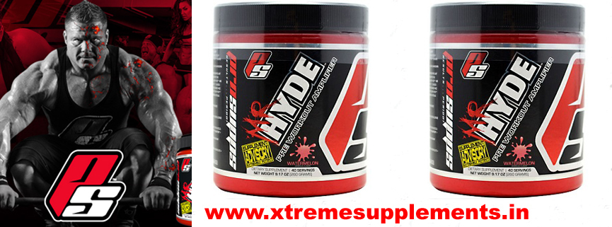 PRO SUPPS NUTRITION MR. HYDE PRE WORKOUT PRICE DELHI INDIA