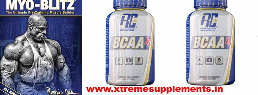 RONNIE COLEMAN BCAA PRICE INDIA