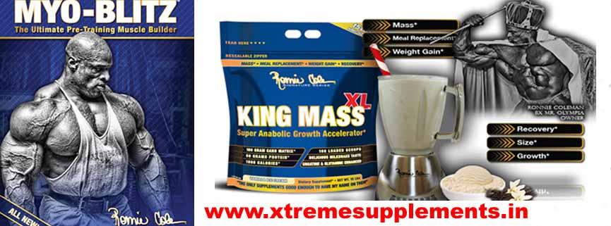 RONNIE COLEMAN KING MASS XL 15 LBS PRICE DELHI INDIA