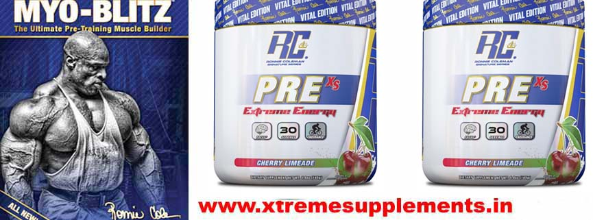 RONNIE COLEMAN PRE REWORKOUT PRICE INDIA