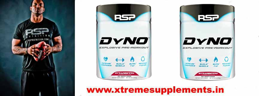 RSP NUTRITION DYNO PRE SERVINGS PRICE INDIA