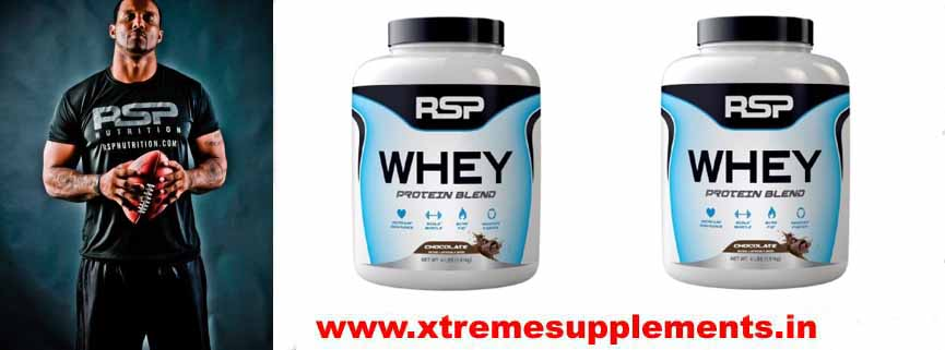 RSP WHEY PROTEIN 4 LBS PRICE INDIA