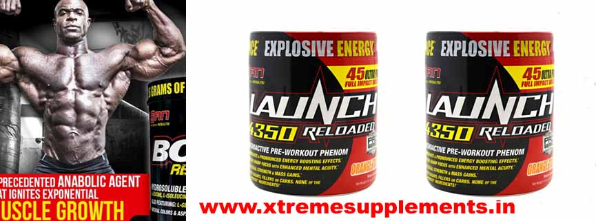 SAN LAUNCH 4350 RELOADED 45 SERVINGS PRE WORKOUT BEST PRICE INDIA