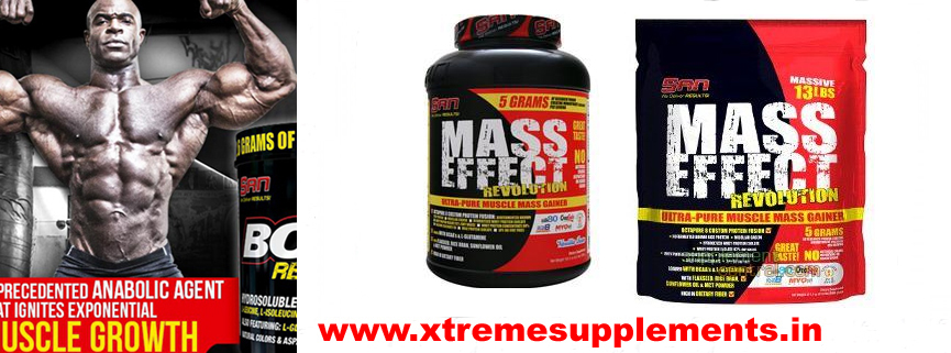 SAN MASS EFFECT REVOLUTION GAINER  TOP 10 WEIGHT GAINER IN INDIA
