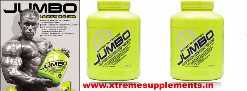 SCITEC NUTRITION JUMBO GAINER 10 LBS