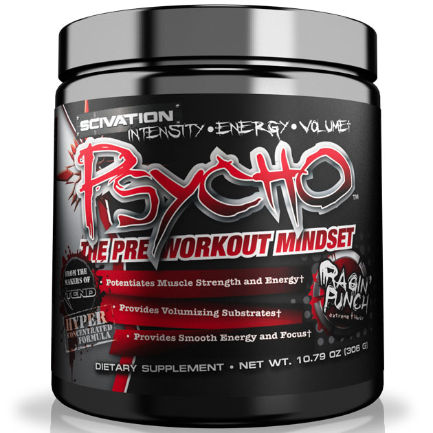 scivation psycho pre workout now in  india