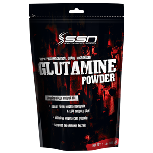 ssn glutamine powder INDIA PRICE