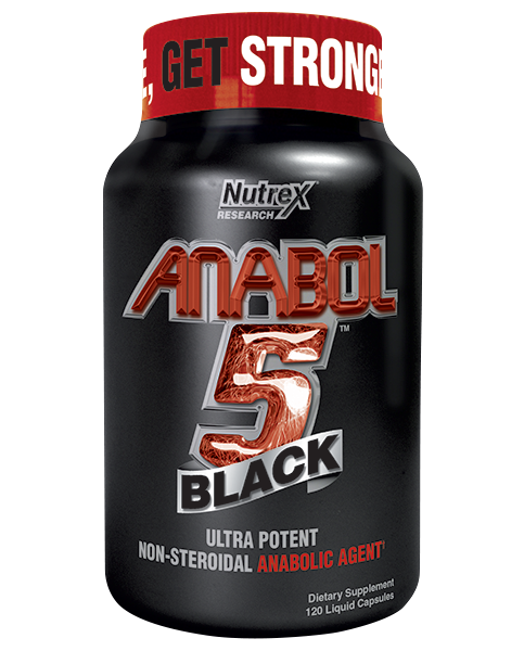NUTREX ANABOL 5 IN INDIA
