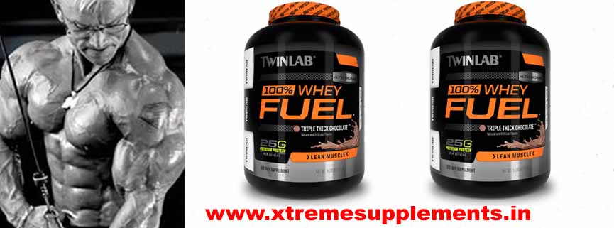TWINLAB 100% WHEY PROTEIN FUEL PRICE INDIA