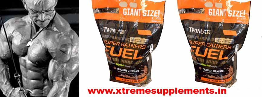 TWINLAB SUPER GAINERS FUEL 12 LBS