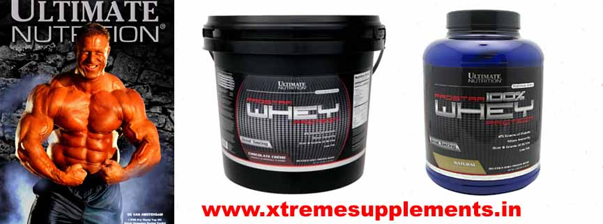 ULTIMATE NUTRITION PROSTAR WHEY PRICE INDIA