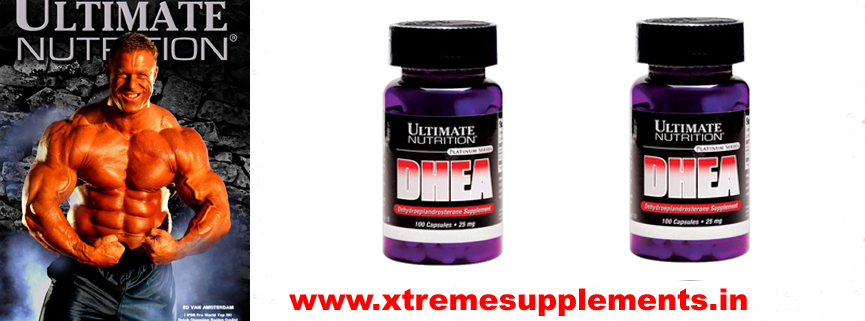 ULTIMATE NUTRITION DHEA PRICE INDIA