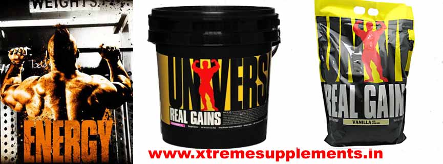 UNIVERSAL REAL GAINS 6.8 LBS,UNIVERSAL REAL GAINS 10.6 LBS,