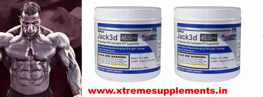 USP LABS JACK 3D 45 SERVINGS