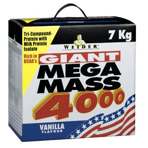 WEIDER GAINT MEGA MASS 4000 GAINER 7 KG INDIA DELHI PRICE