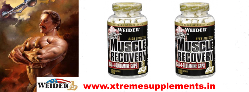 WEIDER MUSCLE RECICE INDIA