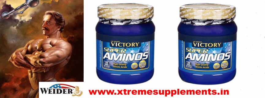 WEIDER SUPER AMINOS