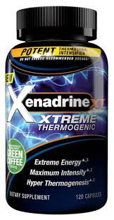xenadrine xt xtreme fat burner