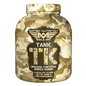 SCITEC NUTRITION MUSCLE ARMY TANK TK