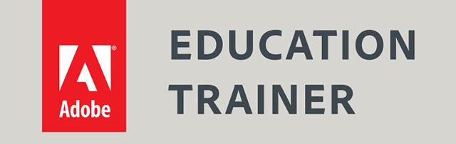 Adobe Education Trainer