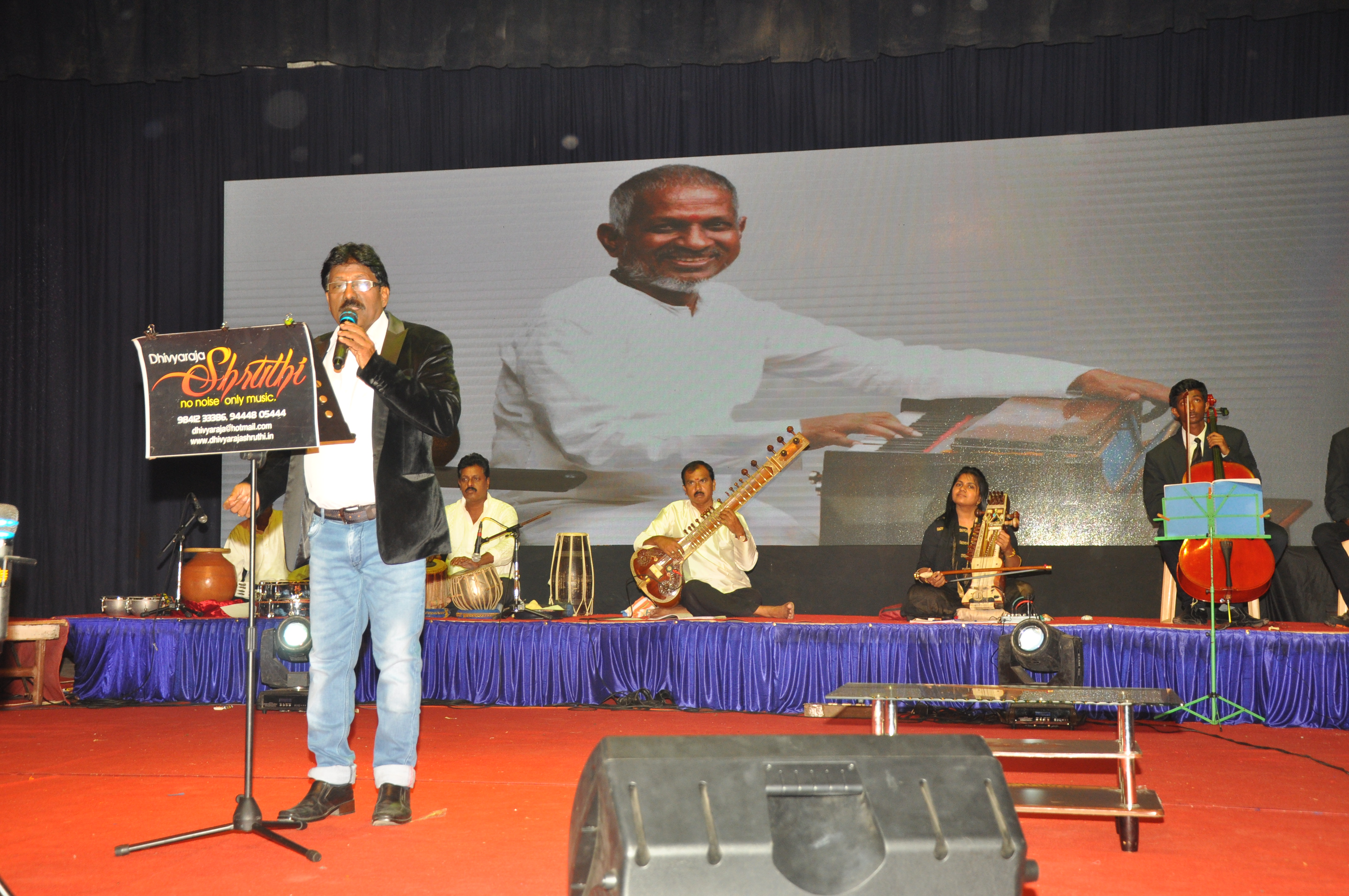 orchestra in chennai - Dhivyaraja Shruthi